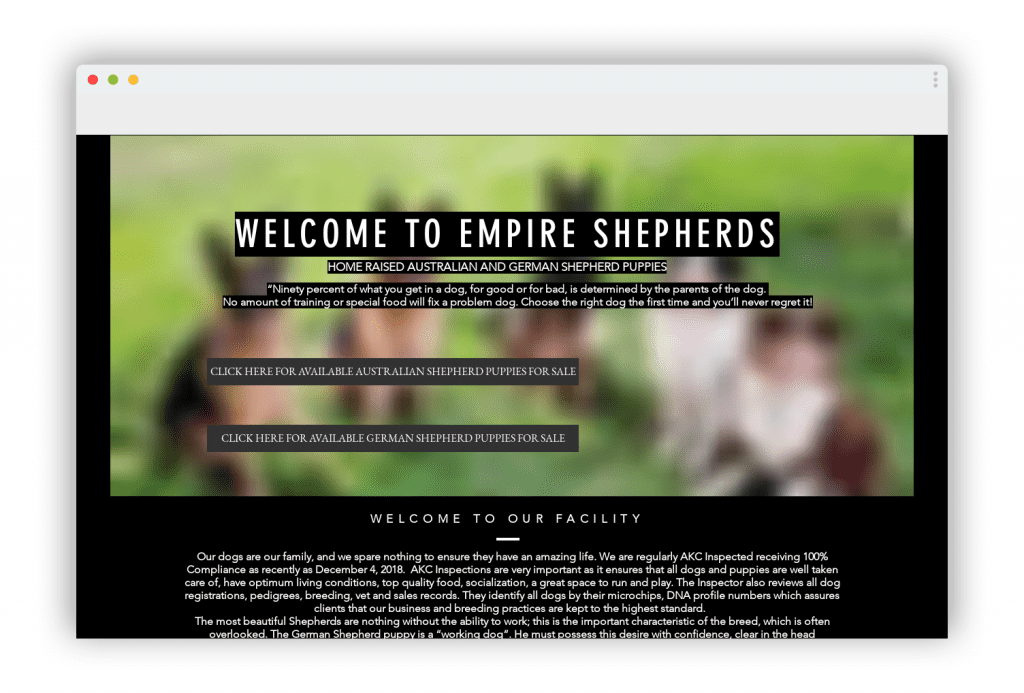 Empireshepherds