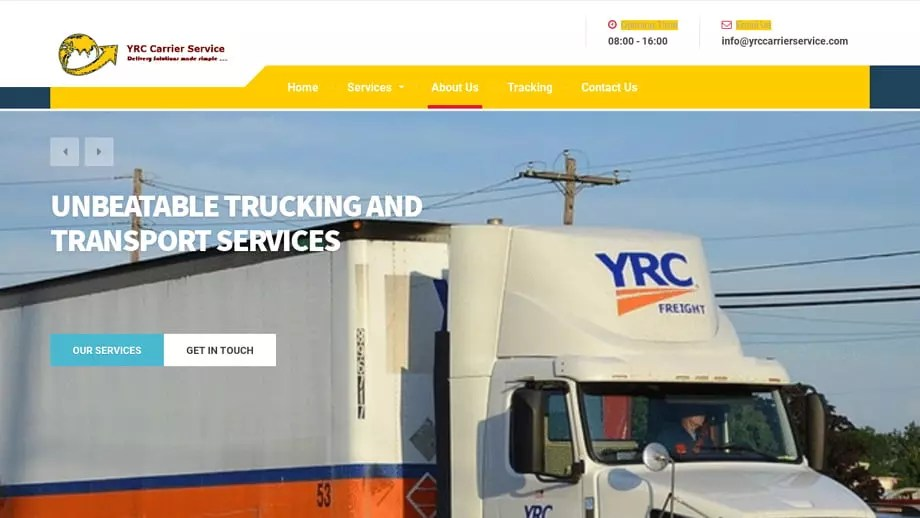 Yrccarrierservice