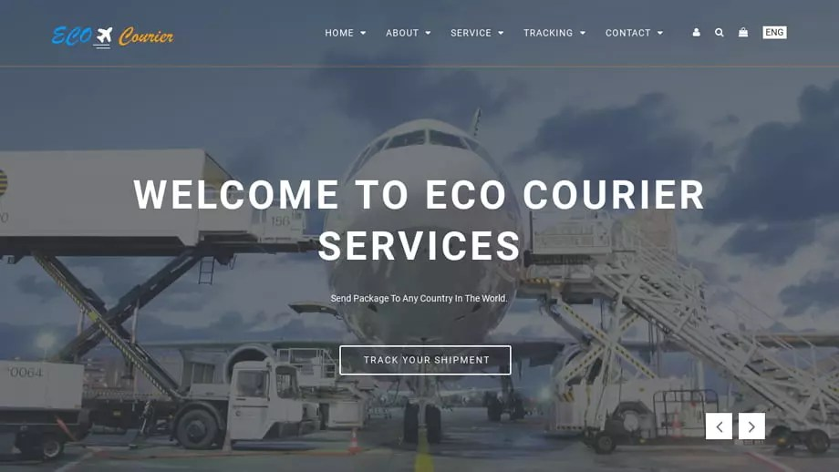 Ecocourierservice