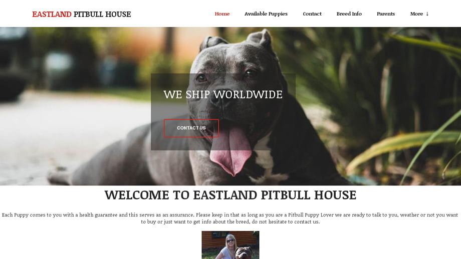 Eastlandpitbullpuppies