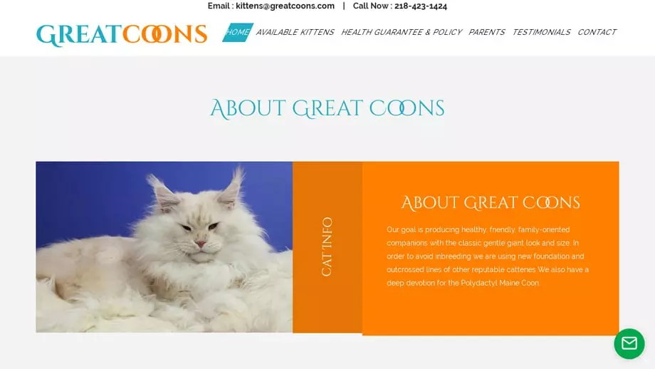 Greatcoons