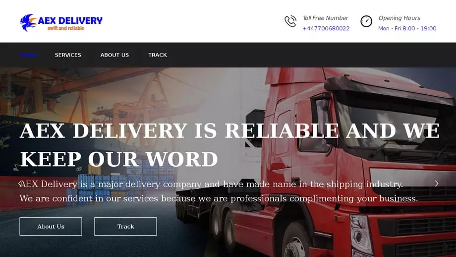 Aexdelivery