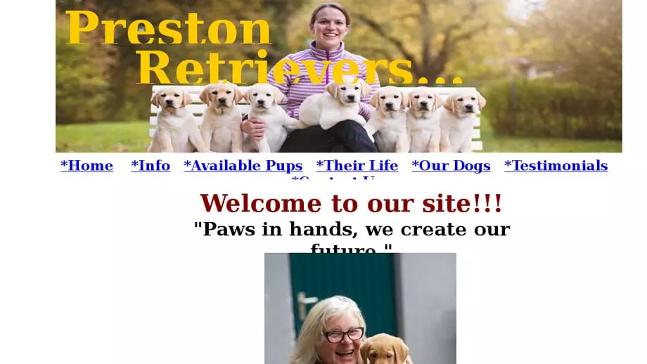 Preston-retrievers