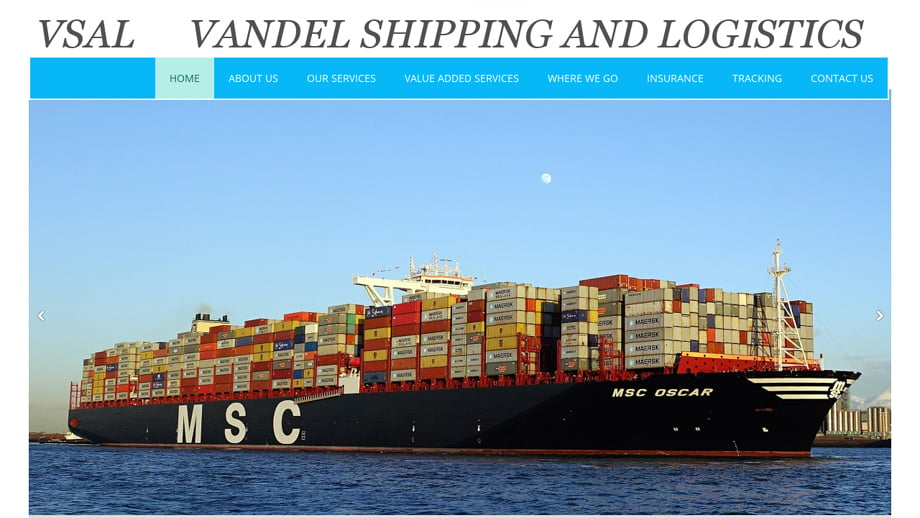 Vandelshippingandlogistics