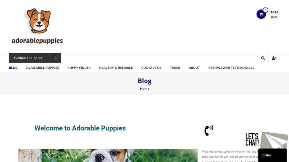 Adorablepuppiesfornewhomes