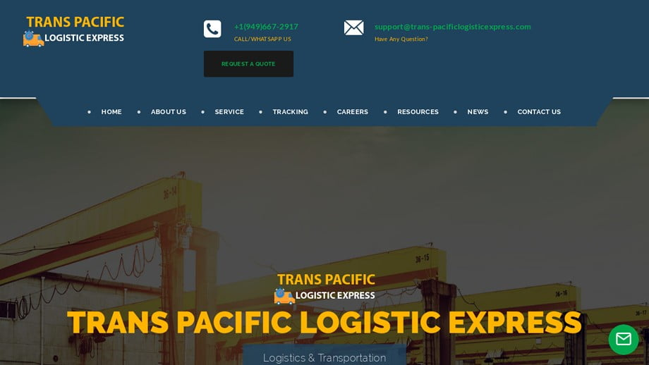 Trans-pacificlogisticexpress