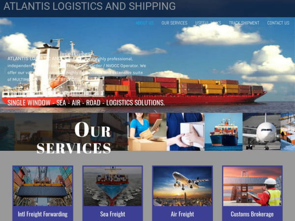 Atlantislogisticshipping