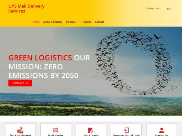Upsmaildeliveryservices