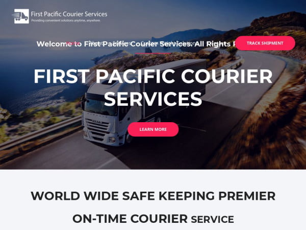 Firstpacificcourierservices