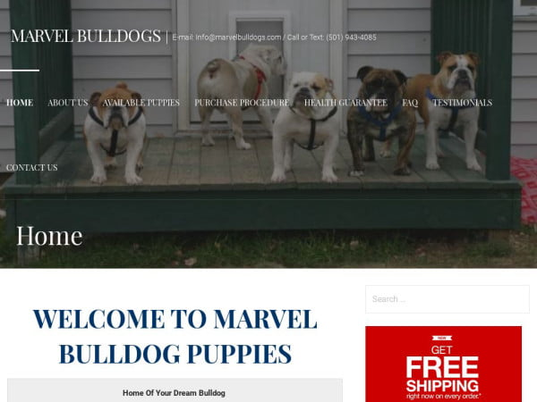 Marvelbulldogs