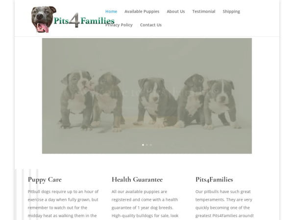 Pits4families