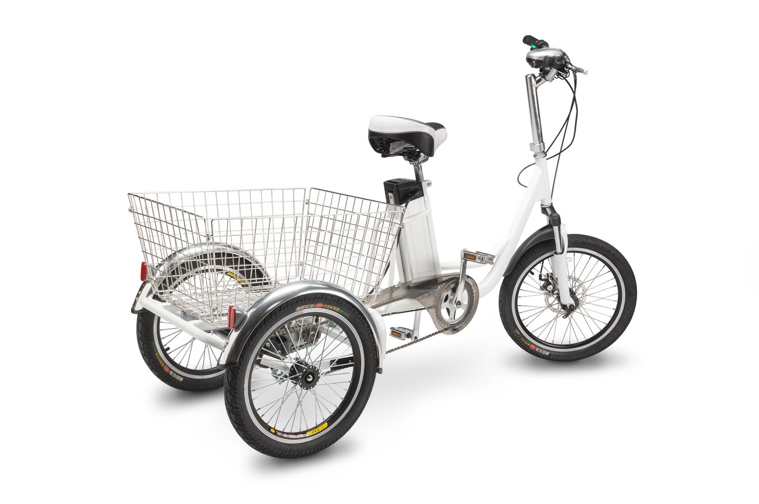 Electric Tricycle Lithium