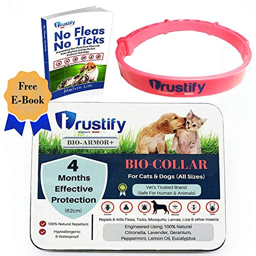 Vet Recommended Flea Tick Prevention Bio Collar Best Suggestion Online Pet  Retail Products - Dogs , Cats, Birds, Fish, Horses