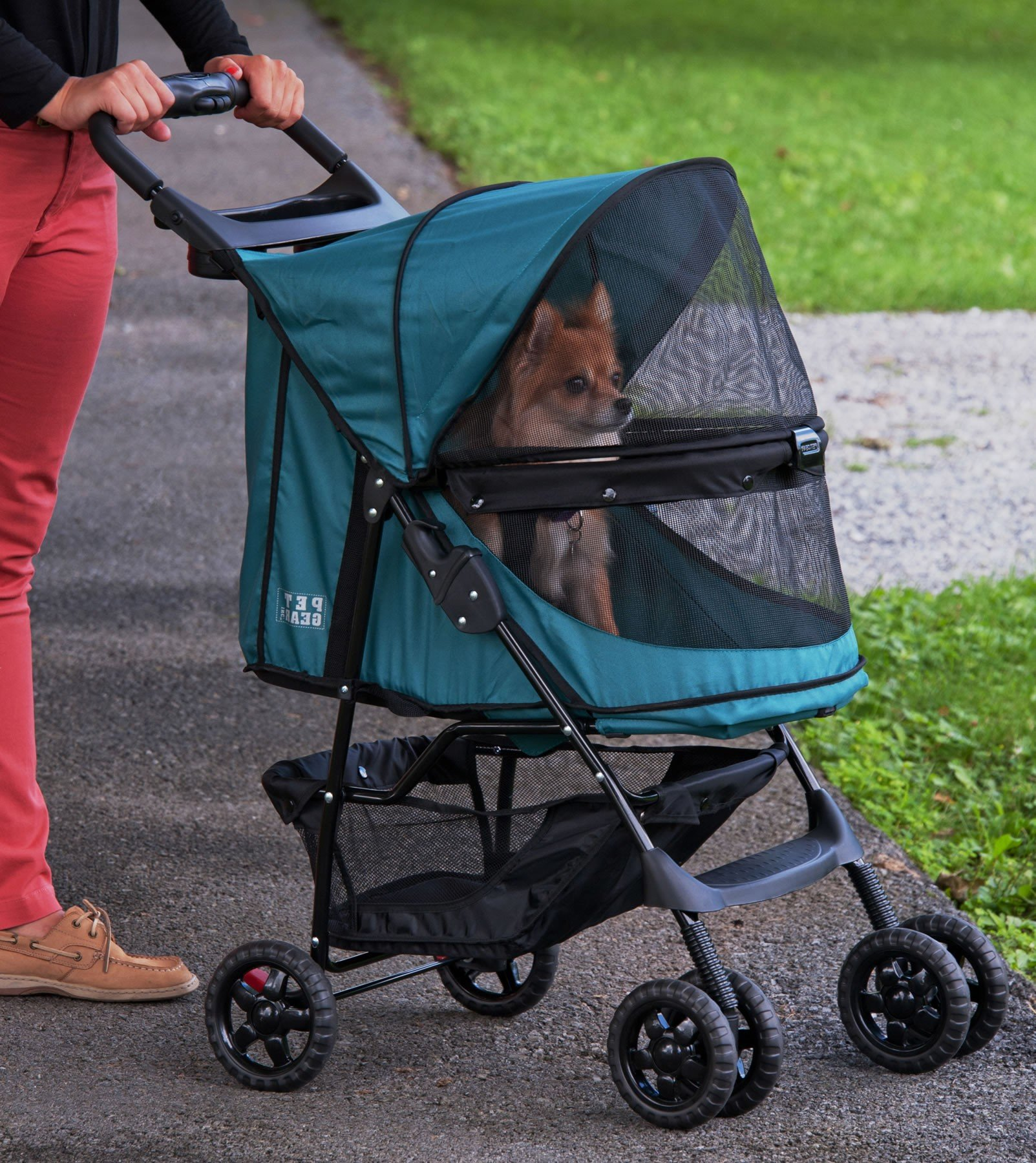 Best Pet Strollers for Dogs  Cats Hiking and Jogging