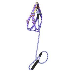 Dog NO-pull harness lead leash