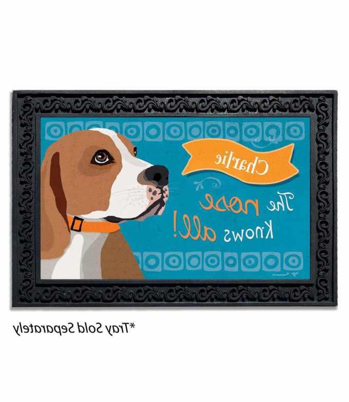 Beagle Doormat