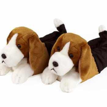 Beagle Slippers Adults