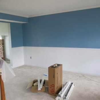 Benjamin Moore Labrador Blue