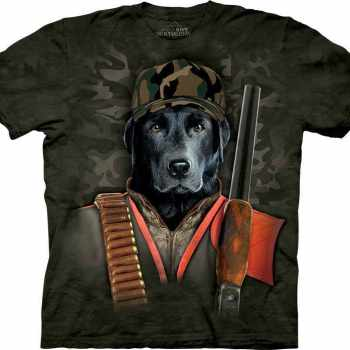 Black Labrador Tee Shirts
