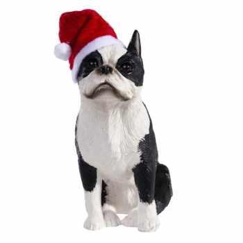 Boston Terrier Christmas Decorations