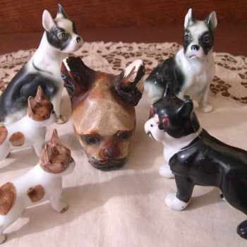 Boston Terrier Collectibles