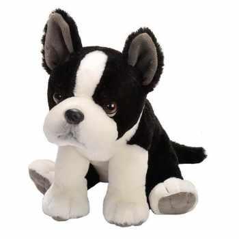 Boston Terrier Stuffed Toy