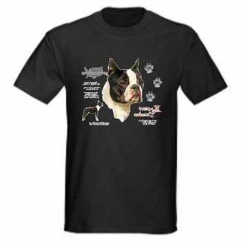 Boston Terrier T Shirts