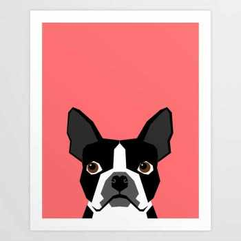 Boston Terrier Themed Gifts