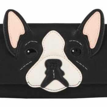 Boston Terrier Wallet
