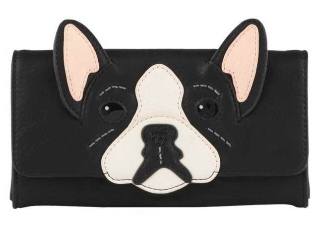 Boston Terrier Wallet