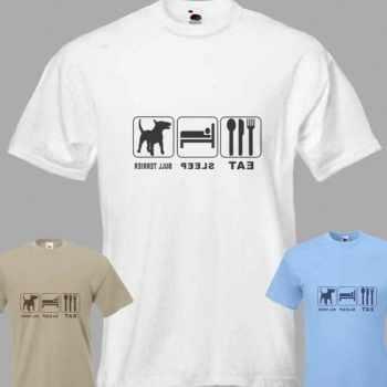 Bull Terrier T Shirts