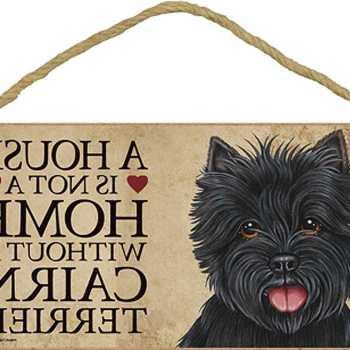Cairn Terrier Merchandise