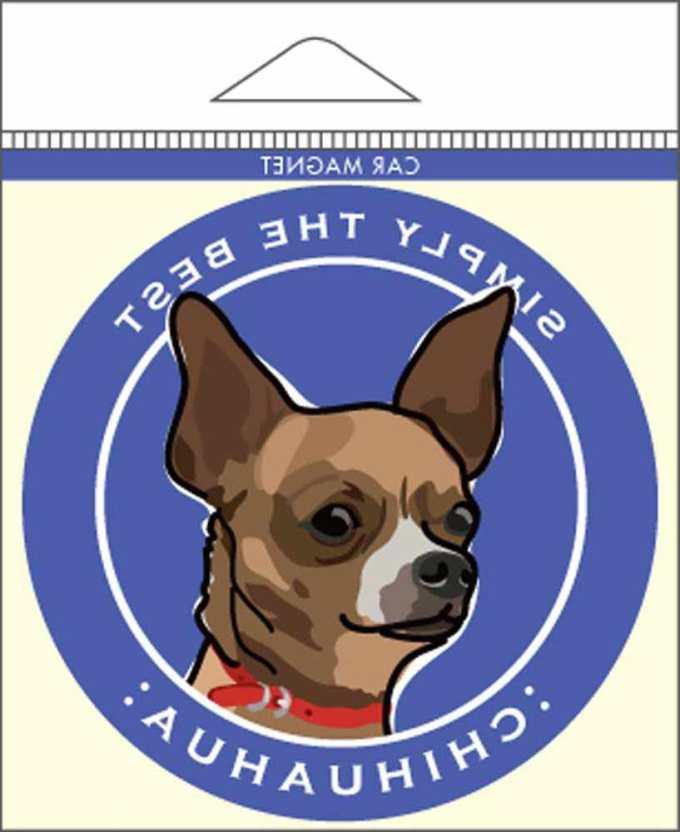 Chihuahua Car Magnets