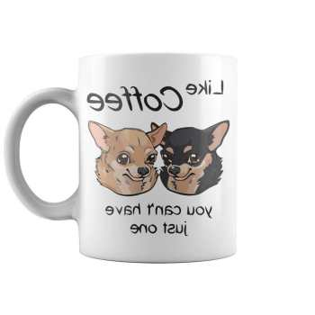Chihuahua Coffee Cups