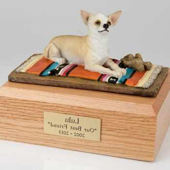 Chihuahua Cremation Urns