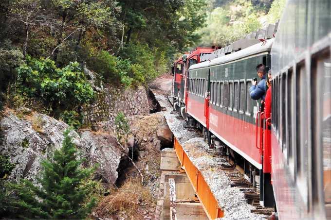 Chihuahua Pacifico Railway