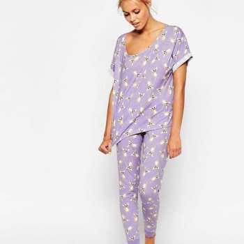 Chihuahua Print Pajamas