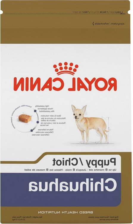 Chihuahua Puppy Food