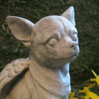 Chihuahua Sculpture