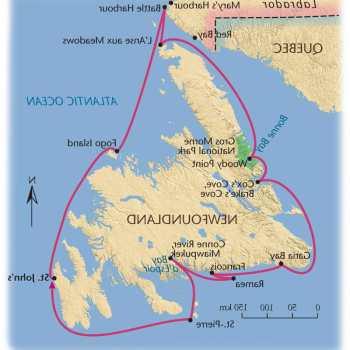 Cruises To Newfoundland And Labrador