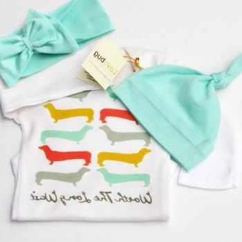 Dachshund Baby Gifts