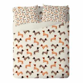 Dachshund Bed Sheets