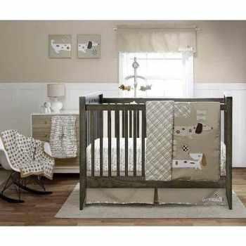 Dachshund Nursery Bedding