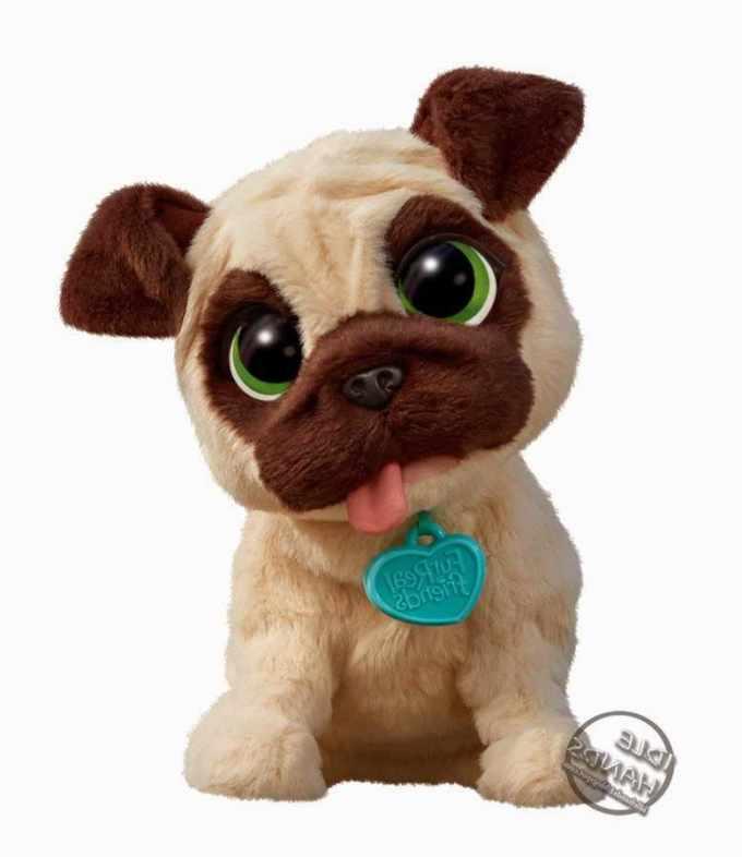 Fur Real Pug