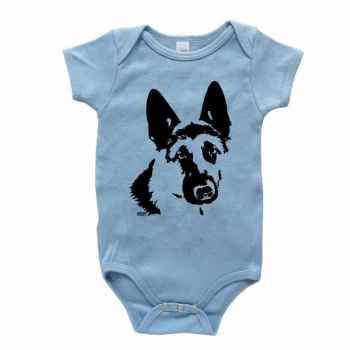 German Shepherd Baby Clothes