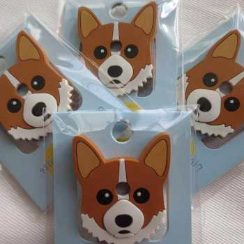 Corgi Key Cover