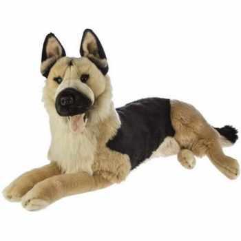 German Shepherd Plush Toy