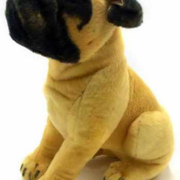 Giant Pug Stuffed Animal