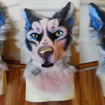 Husky Fursuit For Sale