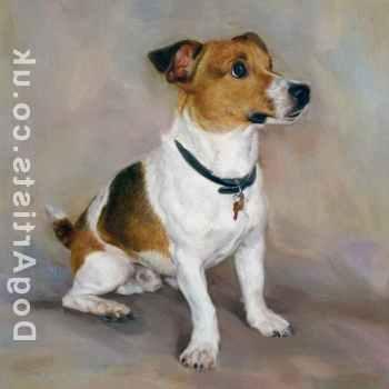 Jack Russell Paintings